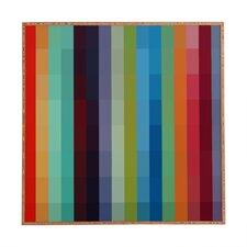 City Colors by Madart Inc. Framed Wall Art