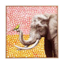 New Friends 2 by Garima Dhawan Framed Wall Art