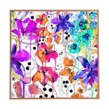 Lost In Botanica 1 by Holly Sharpe Framed Wall Art