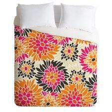 Andrea Victoria Lightweight Summer Tango Floral Duvet Cover