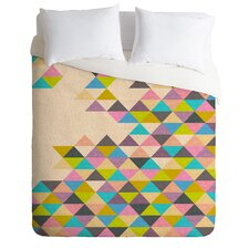 Bianca Green Lightweight Completely Incomplete Duvet Cover