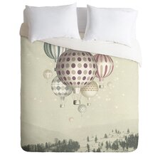 Belle 13 Light Weight Winter Dreamflight Duvet Cover