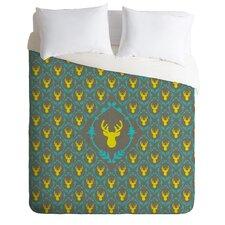 Bianca Green Oh Deer 3 Lightweight Duvet Cover