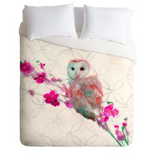 Hadley Hutton Light Weight Quinceowl Duvet Cover