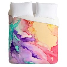 Rosie Brown lightweight Color My World Duvet Cover