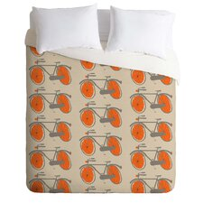 Mummysam Lightweight Bicycles Duvet Cover