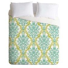 Rebekah Ginda Design Lightweight Lovely Damask Duvet Cover
