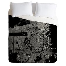 CityFabric Inc Lightweight San Francisco Duvet Cover