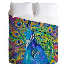 Elizabeth St Hilaire Nelson Cacophony of Color Duvet Cover Collection