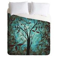 Madart Inc lightweight Romantic Evening Duvet Cover