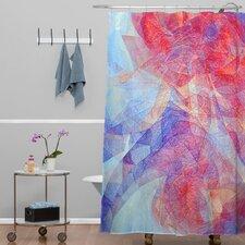 Jacqueline Maldonado Woven Polyester Sweet Rift Shower Curtain