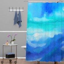 Jacqueline Maldonado Woven Polyester Rise 2 Shower Curtain