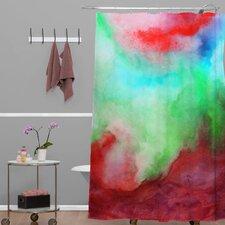 Jacqueline Maldonado Woven Polyester Shower Curtain