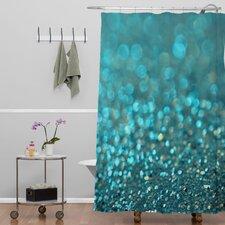 Lisa Argyropoulos Woven Polyester Aquios Extra Long Shower Curtain