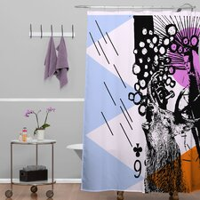 Randi Antonsen Polyester Poster Hero 3 Shower Curtain