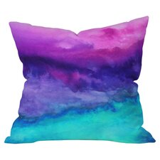 Jacqueline Maldonado The Sound Outdoor Throw Pillow