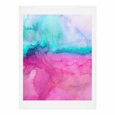 Tidal Color by Jacqueline Maldonado Painting Print