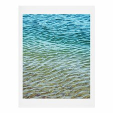 Ombre Sea by Shannon Clark Photographic Print