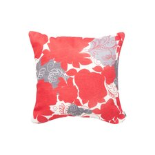 Khristian A Howell Rendezvous Woven Polyester Throw Pillow
