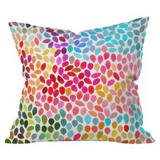 Garima Dhawan Rain 6 Indoor/Outdoor Throw Pillow