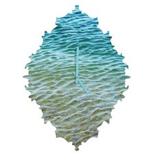Shannon Clark Ombre Sea Wall Clock