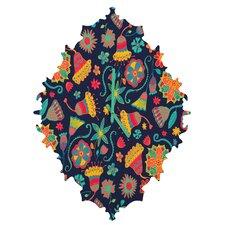 Arcturus Bloom Wall Clock