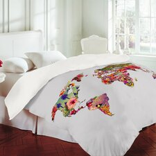 Bianca Green Its Your World Duvet Cover Collection