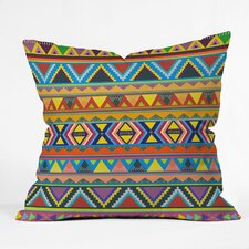 <strong>DENY Designs</strong> Bianca Green Play Woven Polyester Throw Pillow