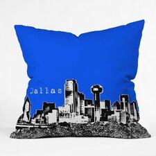 Bird Ave Dallas Woven Polyester Throw Pillow