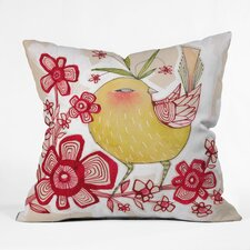 Cori Dantini Sweetie Pie Indoor / Outdoor Polyester Throw Pillow