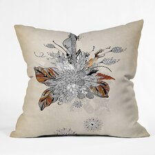 <strong>DENY Designs</strong> Iveta Abolina Floral 2 Indoor / Outdoor Polyester Throw Pillow