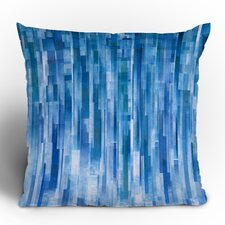 <strong>DENY Designs</strong> Jacqueline Maldonado Rain Polyester Throw Pillow