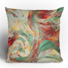 Jacqueline Maldonado Rapt Polyester Throw Pillow