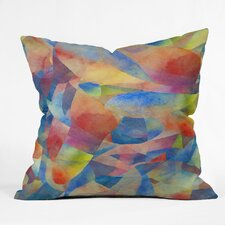 <strong>DENY Designs</strong> Jacqueline Maldonado This Is What Your Missing Indoor / Outdoor Polyester Throw Pillow