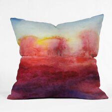 <strong>DENY Designs</strong> Jacqueline Maldonado Where I End Indoor / Outdoor Polyester Throw Pillow