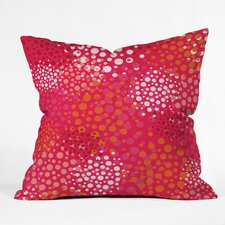 <strong>DENY Designs</strong> Khristian A Howell Brady Dots 2 Woven Polyester Throw Pillow