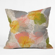Khristian A Howell Bryant Park 6 Woven Polyester Throw Pillow