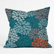 <strong>DENY Designs</strong> Khristian A Howell Greenwich Gardens 3 Woven Polyester Throw Pillow