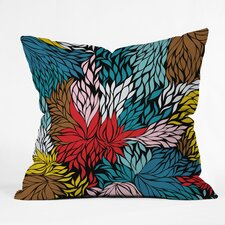 Khristian A Howell Nolita Cover Woven Polyester Throw Pillow