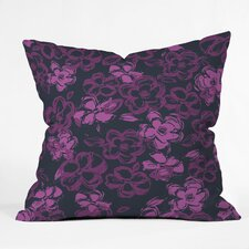 <strong>DENY Designs</strong> Khristian A Howell Russian Ballet Woven Polyester Throw Pillow
