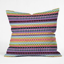 <strong>DENY Designs</strong> Khristian A Howell Valencia 04 Indoor / Outdoor Polyester Throw Pillow