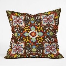 Khristian A Howell Wanderlust Woven Polyester Throw Pillow