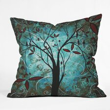 <strong>DENY Designs</strong> Madart Inc  Romantic Evening Indoor / Outdoor Polyester Throw Pillow