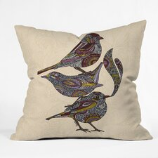 Valentina Ramos 3 Kings Polyester Throw Pillow