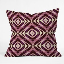 Wagner Campelo Calathea Polyester Throw Pillow
