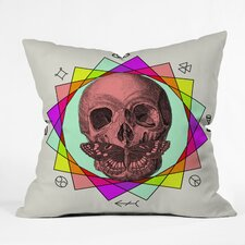 <strong>DENY Designs</strong> Wesley Bird True Sign Art Indoor/Outdoor Polyester Throw Pillow