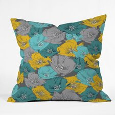 Khristian A Howell Bryant Park 4 Indoor / Outdoor Polyester Throw Pillow