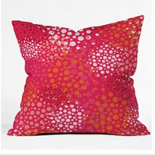 Khristian A Howell Brady Dots 2 Woven Polyester Throw Pillow