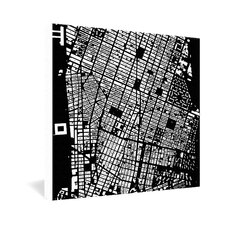 NYC by CityFabric Inc Graphic Art on Canvas