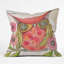 Cori Dantini Miss Goldie Indoor / Outdoor Polyester Throw Pillow
